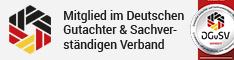 DGuSV - Deutscher Gutachter und Sachverständigen Verband