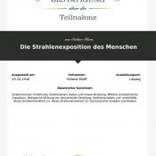 """LECTURIO Online-Kurs """"Strahlenexposition des Menschen"""""""