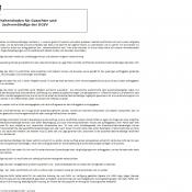 DGSV Verhaltenskodex