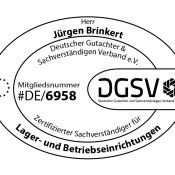 DGSV Mitgliedsnr.