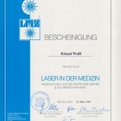 Laserkurs