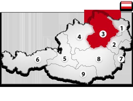 Gutachter in Österreich PLZ 3