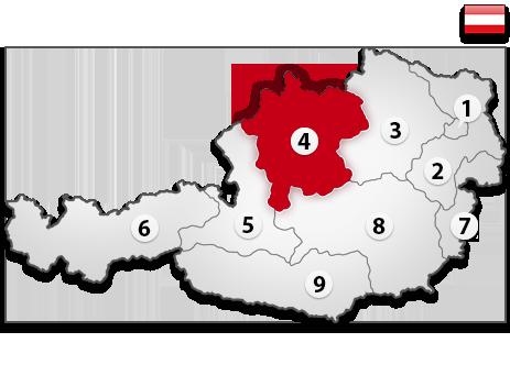Gutachter in Österreich PLZ 4