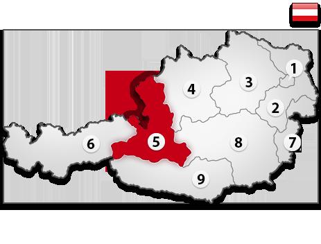 Gutachter in Österreich PLZ 5