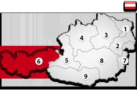 Gutachter in Österreich PLZ 6
