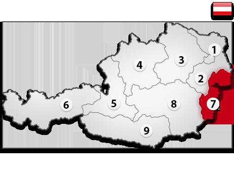 Gutachter in Österreich PLZ 7