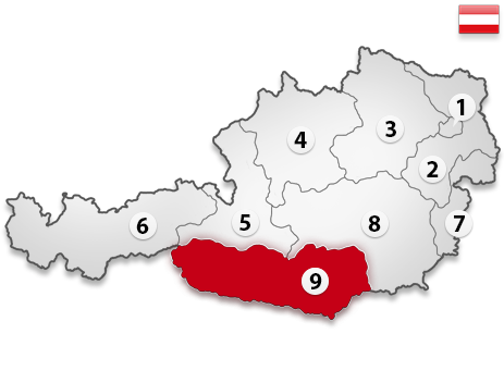 Gutachter in Österreich PLZ 9
