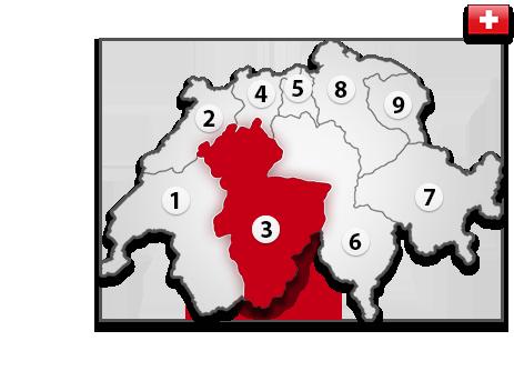 Gutachter in der Schweiz PLZ 3