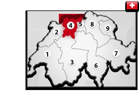 Gutachter in der Schweiz PLZ 4