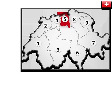 Gutachter in der Schweiz PLZ 5