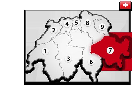 Gutachter in der Schweiz PLZ 7
