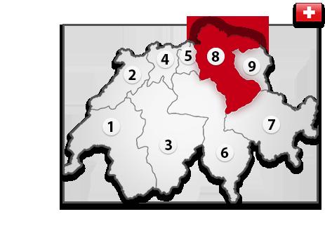 Gutachter in der Schweiz PLZ 8