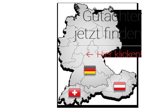 Gutachter in Deutschland, Schweiz und Österreich