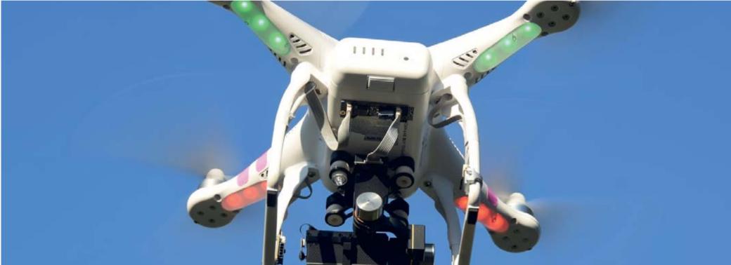 Was macht ein Sachverständiger für Drohnen?
