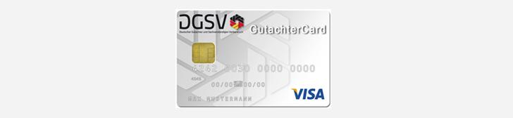 Gutachter Card DGuSV